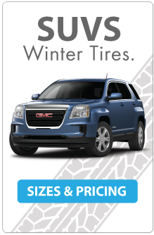 SUV Winter Tires
