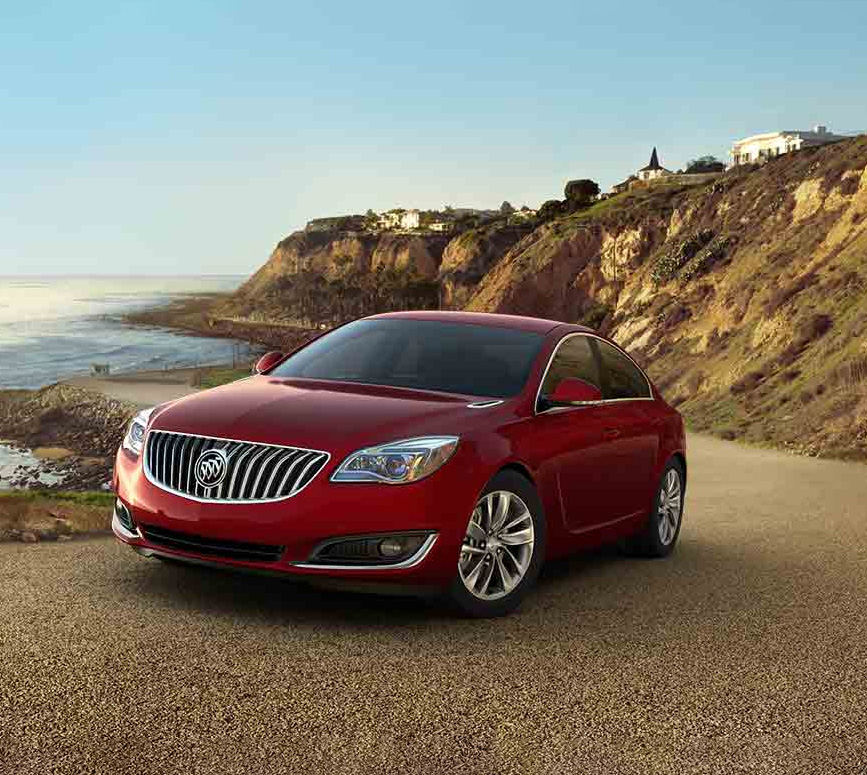 Buick Regal Grizzly Trail Motors