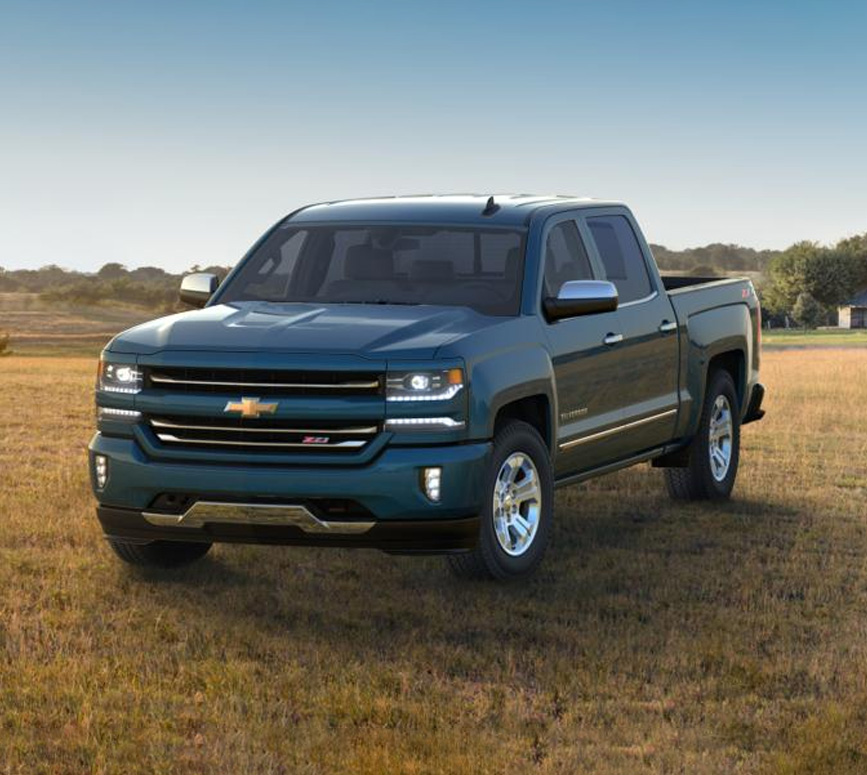 Canadian Tire Oil Change Price >> Chevrolet Silverado 1500 - Grizzly Trail Motors