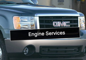 Engine service in Barrhead