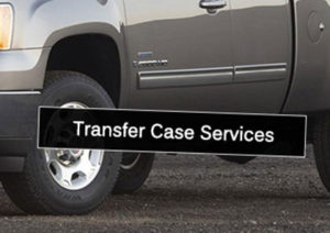 Transfer Case Service Barrhead