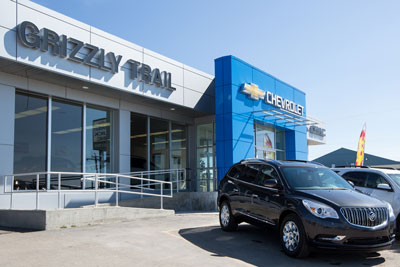 Welcome to Grizzly Trail Motors