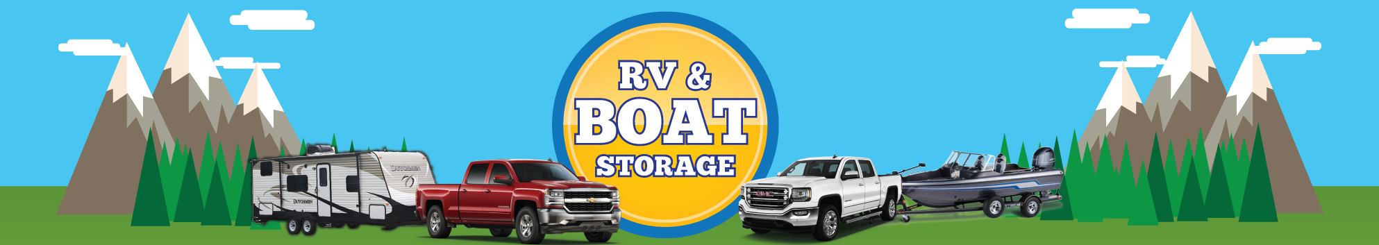 RV Boat Storage