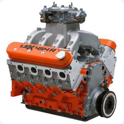 LS Series Performance Engines - Grizzly Trail Motors