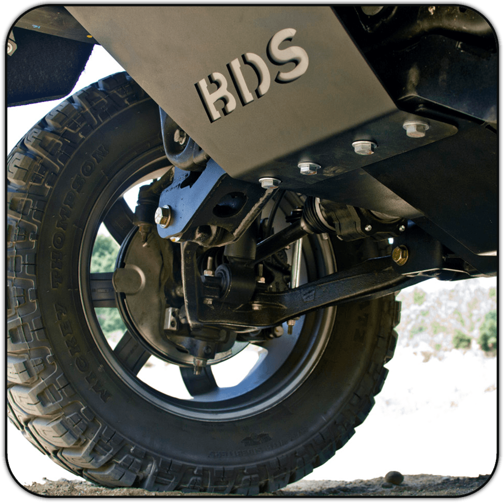 Lift Kits & Suspension - Grizzly Trail Motors